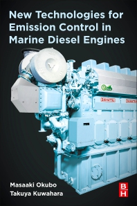 Cover image for New Technologies for Emission Control in Marine Diesel Engines
