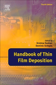 Handbook of Thin Film Deposition - 4th Edition - ISBN: 9780128123119