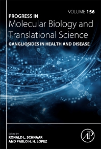 Cover image for Gangliosides in Health and Disease