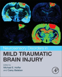 Cover image for Neurosensory Disorders in Mild Traumatic Brain Injury