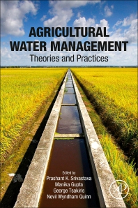 Agricultural Water Management - 1st Edition - ISBN: 9780128123621