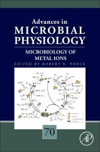 Cover image for Microbiology of Metal Ions