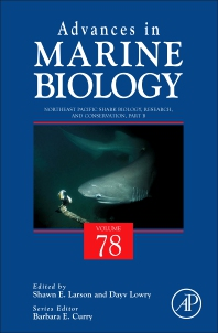 Cover image for Northeast Pacific Shark Biology, Research and Conservation Part B