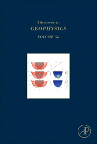 Advances in Geophysics - 1st Edition - ISBN: 9780128124130, 9780128124147