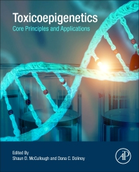 Cover image for Toxicoepigenetics