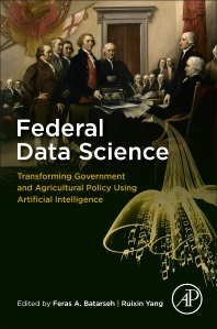 Cover image for Federal Data Science