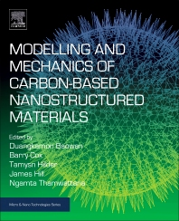 Cover image for Modelling and Mechanics of Carbon-based Nanostructured Materials