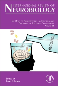 Cover image for The Role of Neuropeptides in Addiction and Disorders of Excessive Consumption