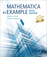 Book cover image for Mathematica by Example (Fifth Edition)