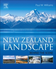 New Zealand Landscape - 1st Edition - ISBN: 9780128124932, 9780128125656