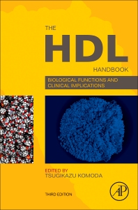 The HDL Handbook - 3rd Edition - ISBN: 9780128125137, 9780128125144