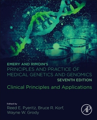 Emery and Rimoin's Principles and Practice of Medical Genetics and Genomics - 7th Edition - ISBN: 9780128125366, 9780128126844