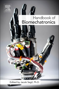 Cover image for Handbook of Biomechatronics