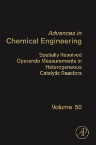 Cover image for Spatially Resolved Operando Measurements in Heterogeneous Catalytic Reactors