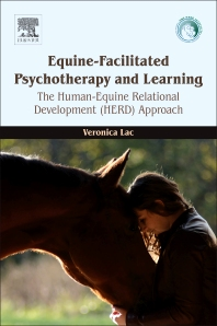 Cover image for Equine-Facilitated Psychotherapy and Learning