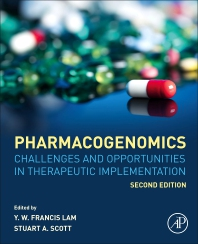 Pharmacogenomics - 2nd Edition - ISBN: 9780128126264, 9780128126271