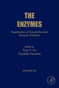 Cover image for Peptidomics of Cancer-Derived Enzyme Products