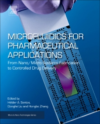 Cover image for Microfluidics for Pharmaceutical Applications