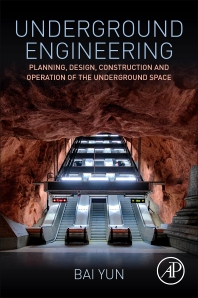Cover image for Underground Engineering
