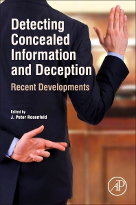 Detecting Concealed Information and Deception - 1st Edition - ISBN: 9780128127292