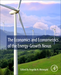 Cover image for The Economics and Econometrics of the Energy-Growth Nexus