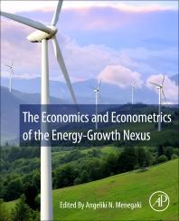 Cover image for The Economics and Econometrics of the Energy-Growth Nexus
