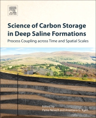 Cover image for Science of Carbon Storage in Deep Saline Formations