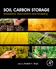 Cover image for Soil Carbon Storage