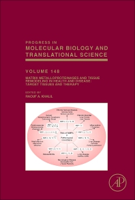 Cover image for Matrix Metalloproteinases and Tissue Remodeling in Health and Disease: Target Tissues and Therapy