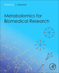 Cover image for Metabolomics for Biomedical Research