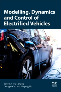 Cover image for Modeling, Dynamics, and Control of Electrified Vehicles