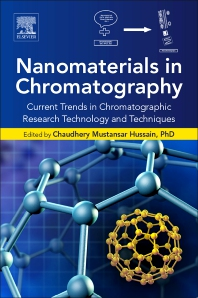 Cover image for Nanomaterials in Chromatography