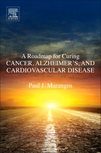 Book cover image for A Roadmap for Curing Cancer, Alzheimer's, and Cardiovascular Disease
