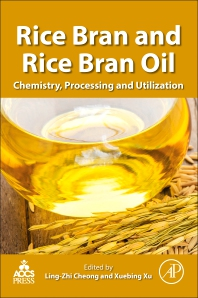 Cover image for Rice Bran and Rice Bran Oil