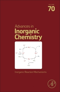 Cover image for Inorganic Reaction Mechanisms