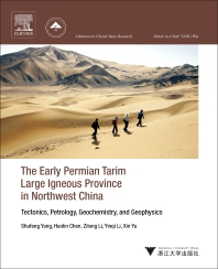 Cover image for The Early Permian Tarim Large Igneous Province in Northwest China