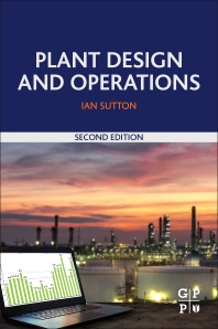 Cover image for Plant Design and Operations