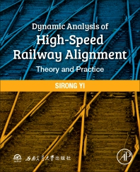 Cover image for Dynamic Analysis of High-Speed Railway Alignment