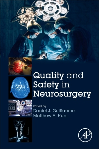 Cover image for Quality and Safety in Neurosurgery