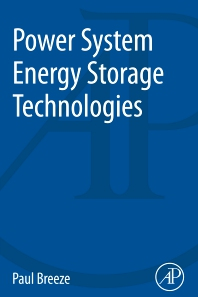 Cover image for Power System Energy Storage Technologies