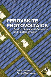Cover image for Perovskite Photovoltaics