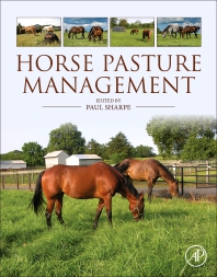 cover of Horse Pasture Management - 1st Edition