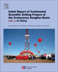 Cover image for Continental Scientific Drilling Project of the Cretaceous Songliao Basin (SK-1) in China