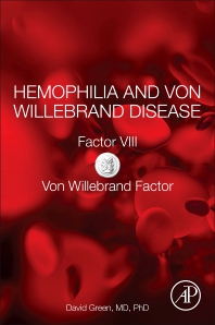 Cover image for Hemophilia and Von Willebrand Disease