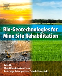 Cover image for Bio-Geotechnologies for Mine Site Rehabilitation