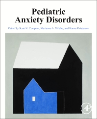 Cover image for Pediatric Anxiety Disorders