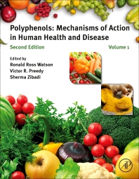 Cover image for Polyphenols: Mechanisms of Action in Human Health and Disease
