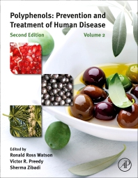 Polyphenols: Prevention and Treatment of Human Disease - 2nd Edition - ISBN: 9780128130087
