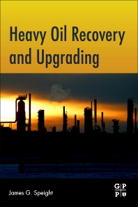 Cover image for Heavy Oil Recovery and Upgrading