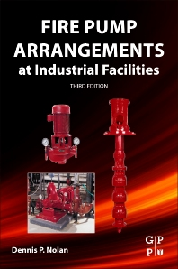 Cover image for Fire Pump Arrangements at Industrial Facilities